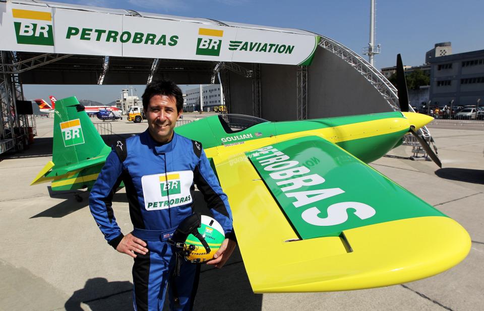 Resultado de imagem para  patrocínio na Petrobras